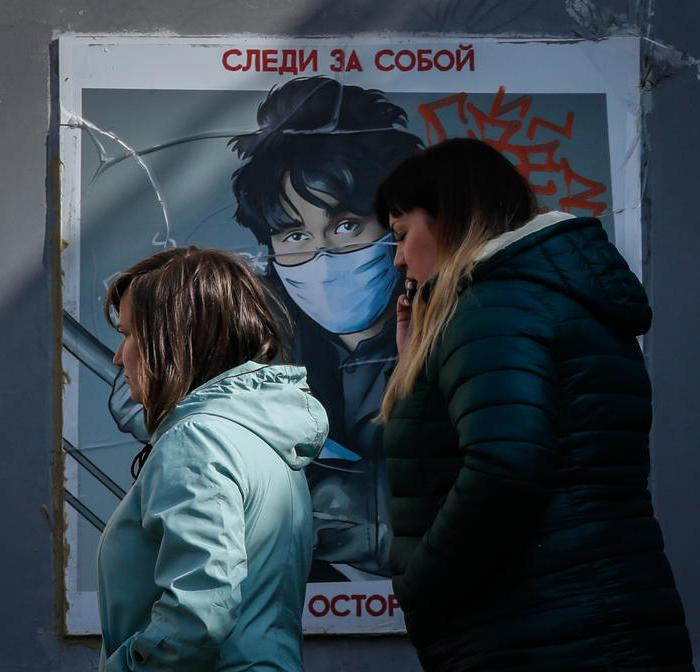 Russia's new coronavirus cases hit highest since June 23