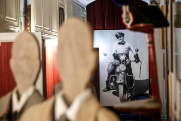"Photo story: Scenes from the exhibition ""Alberto Sordi 1920 – 2020"" in Rome"