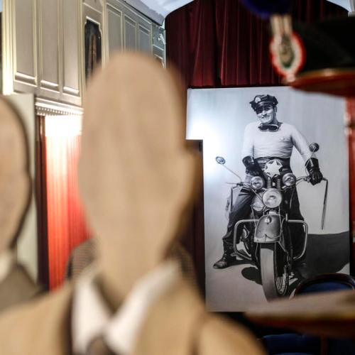 "Photo story: Scenes from the exhibition ""Alberto Sordi 1920 – 2020"" in Rome"