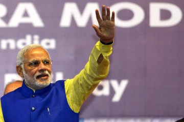 Indian PM Modi will attend Glasgow climate conference – minister