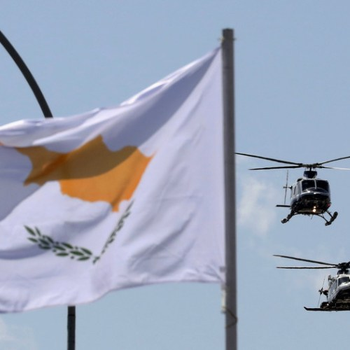 U.S. to lift 33-year arms embargo on Cyprus