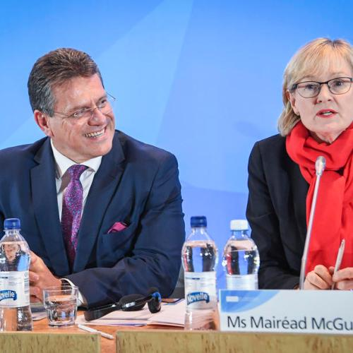 Mairead McGuinness set to be appointed Irish EU Commissioner