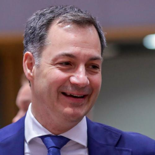 Belgium's finance minister De Croo set to become prime minister