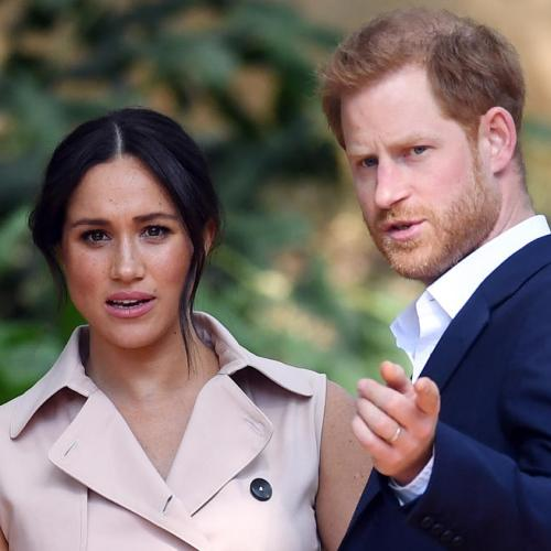 Prince Harry and Meghan Markle sign contract with Netflix
