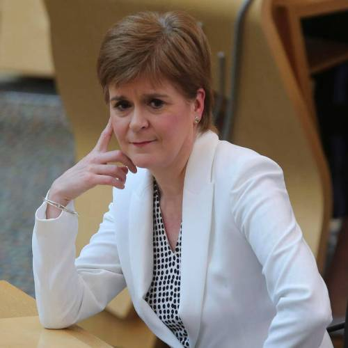 Sturgeon reviving plans for second Scottish independence referendum