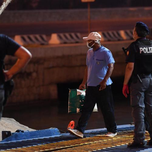 20-year-old Eritrean killed after being run-down by car after escape from migrant centre in Agrigento, Sicily