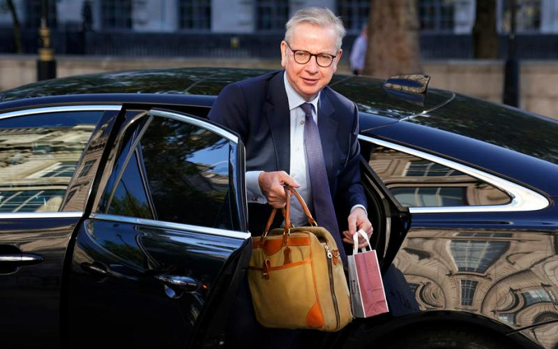 Britain wants successful trade talks, EU not always constructive – Gove