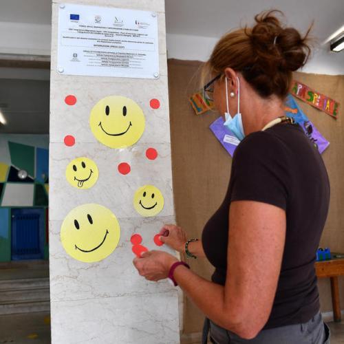 Italy prepares to go back to school