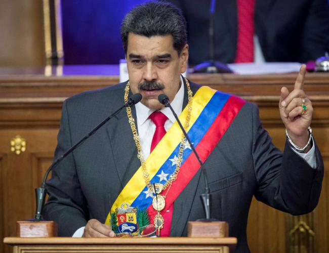 Maduro says election postponement is impossible