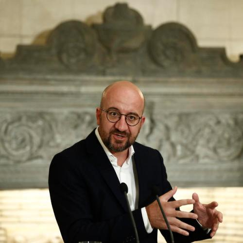EU Charles Michel calls for immediate return to negotiations