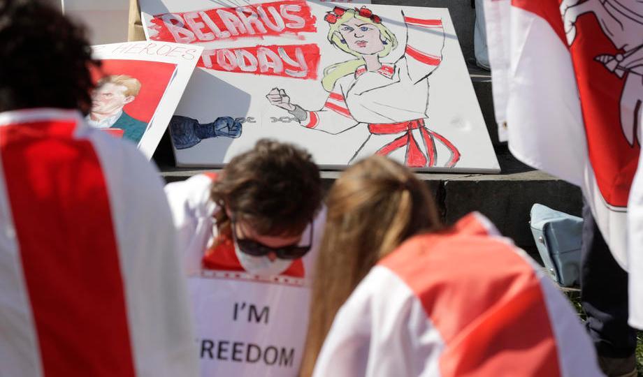 EU set to miss Monday's deadline for sanctions on Belarus