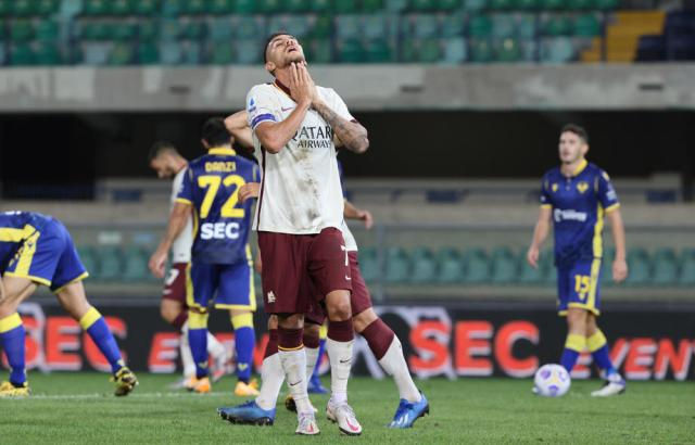 Roma handed 3-0 defeat after fielding ineligible player against Verona