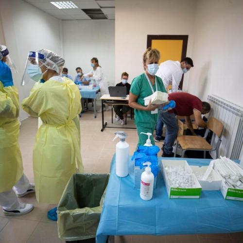 Italy reports 356 coronavirus deaths on Tuesday, 13,314 new cases – health ministry