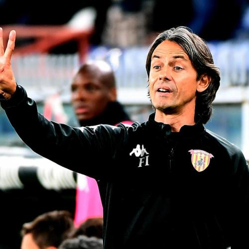 Inzaghi praises Benevento's mentality which led to comeback win against Sampdoria