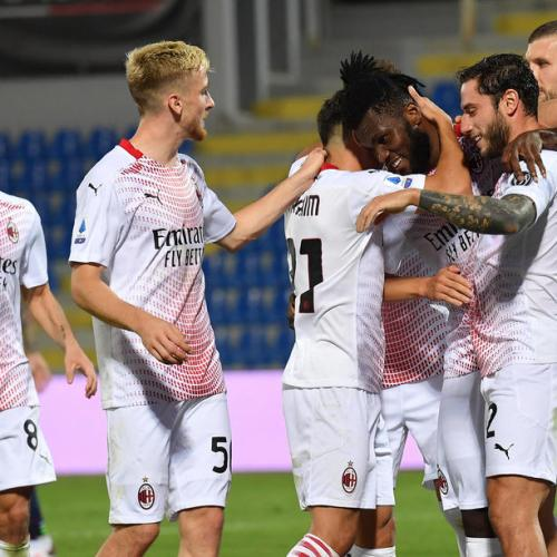 AC Milan makes it two from two as they beat Crotone