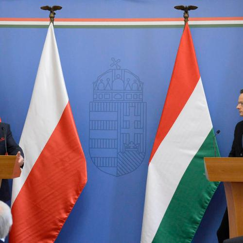 Poland and Hungary to create institute for assessing rule of law in EU countries