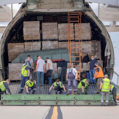 IATA says 8,000 jumbo jets needed to transport Covid vaccine doses globally