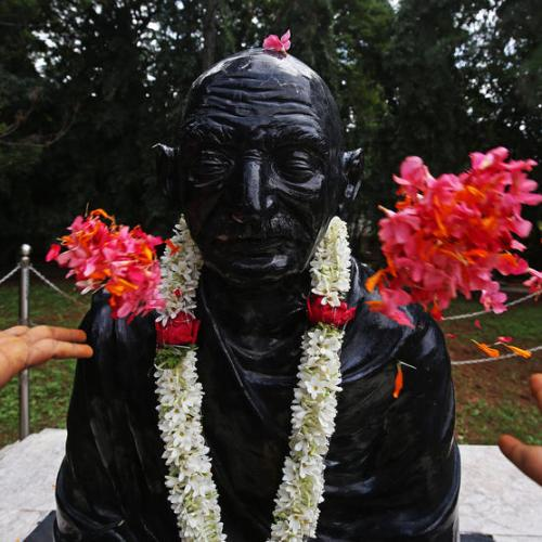 Photo Story: India commemorates Mahatma Gandhi's birth anniversary