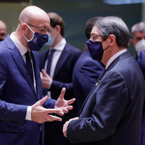 Cyprus demands sanctions on Turkey as EU summit stalls on Belarus
