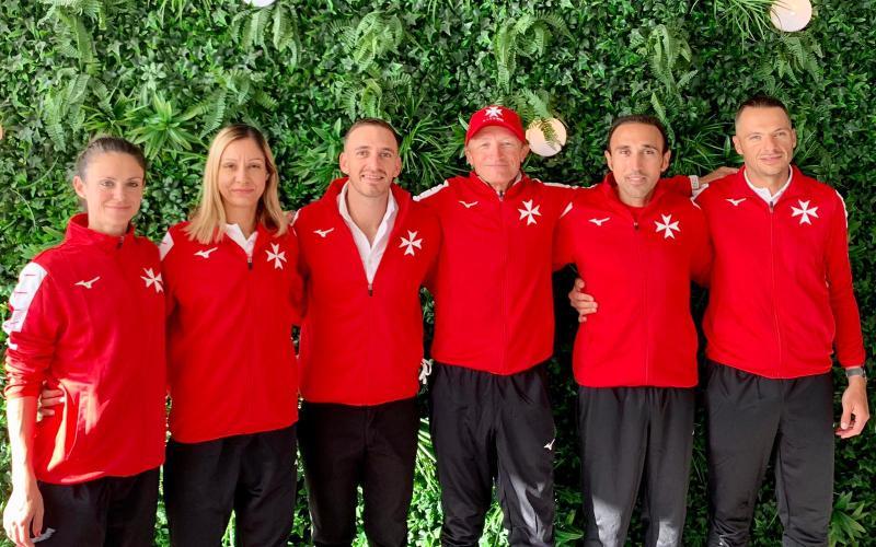 Four Maltese athletes taking part in World Athletics Half Marathon Championships