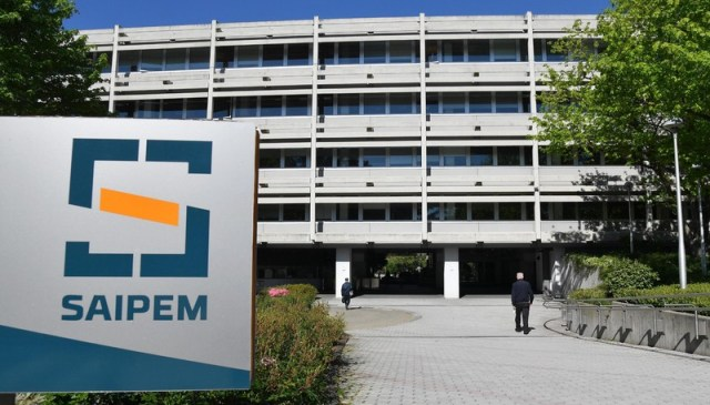 Italy's Saipem says outlook remains difficult as it swings to loss