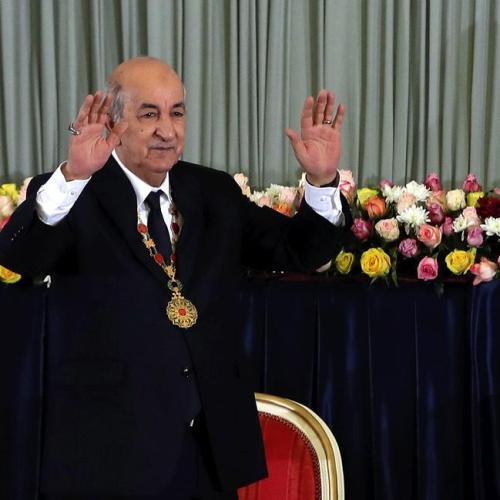 Algerian president Tebboune transferred to German hospital amid Covid-19 fear