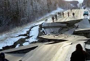 Powerful earthquake strikes south of Alaska, triggering tsunami alert