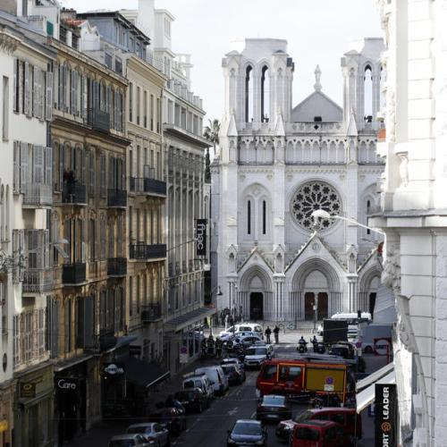 UPDATED: Three dead in knife attack in French church, woman beheaded