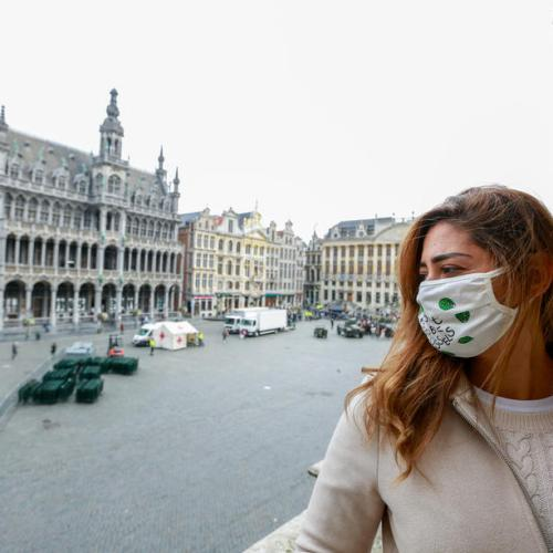 Ghent University moves online because of the coronavirus