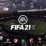 FIFA 21 … a taste of football pre-covid