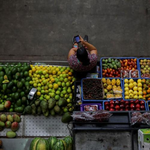 World food price index rise 5% year-on-year in September -FAO