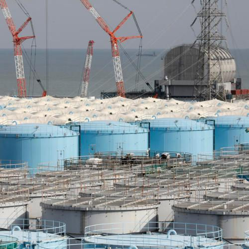 Reports Japan preparing to release Fukushima's contaminated water into sea