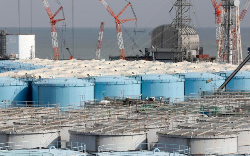 Reports Japan preparing to release Fukushima's contaminated water into sea