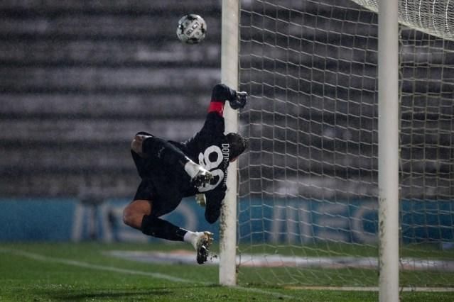 AC Milan's Gianluigi Donnarumma, and Hauge test positive for coronavirus