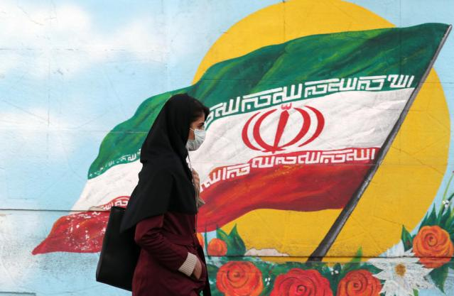 Iran's coronavirus cases surpass 600,000