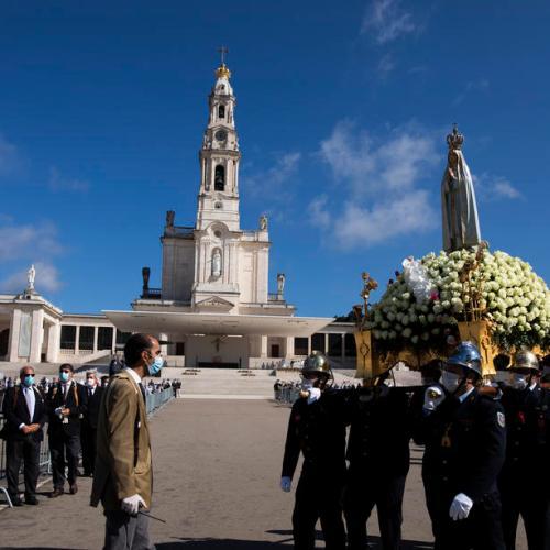 Photo Story: October pilgrimage to Fatima Sanctuary