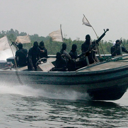 Kidnappings by pirates up 40% in Gulf of Guinea