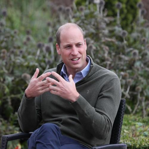 Prince William launches global environment prize