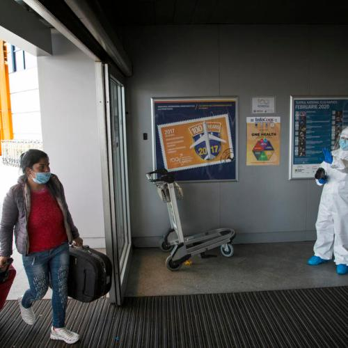 Romania suspends flights from high-risk coronavirus countries