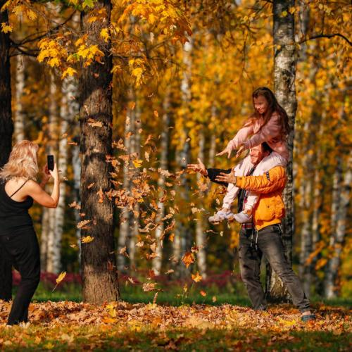 Photo Story: Autumn in Russia