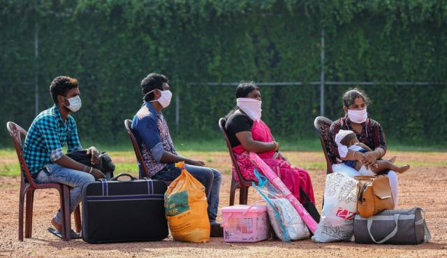 Nearly three million migrants stranded by COVID-19 – UN report