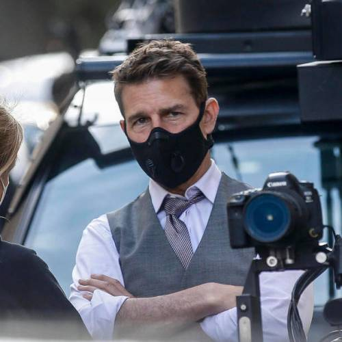 Mission truly Impossible – Covid-19 halts filming in Venice