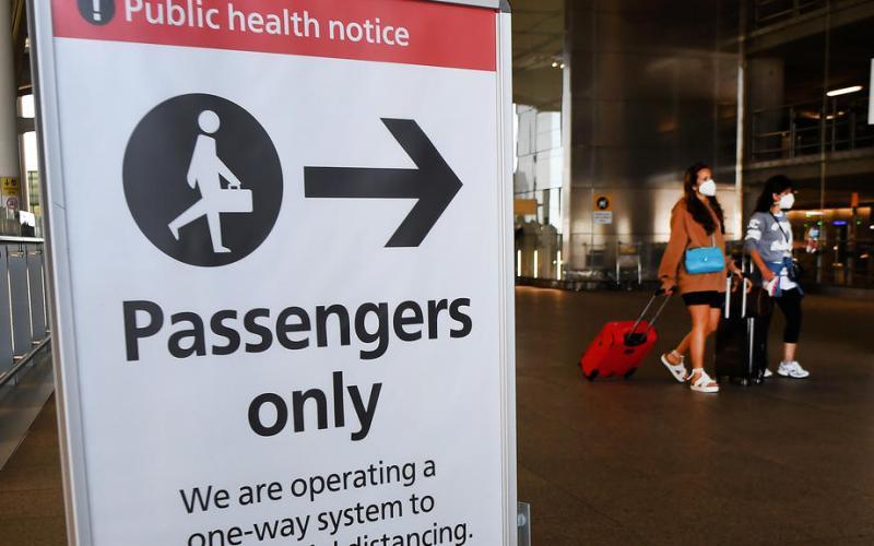 Battered UK travel industry calls for testing, more support