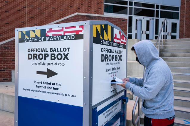 US on course for historic election turnout
