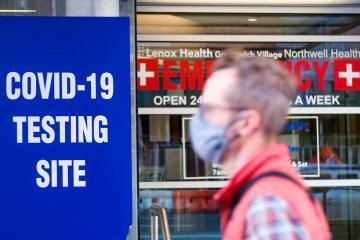 US death toll nears 600,000