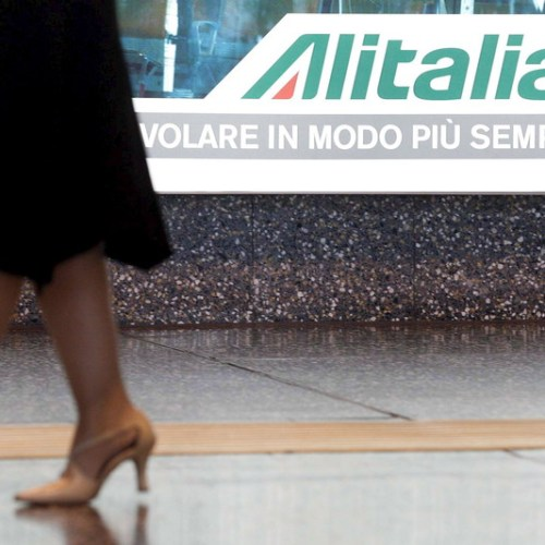 New Italian carrier aims to get Alitalia ticket sales business soon