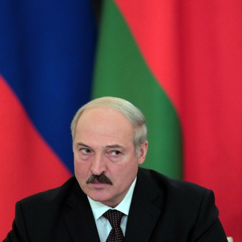 Belarusian leader Lukashenko replaces his interior minister amid continuing protests