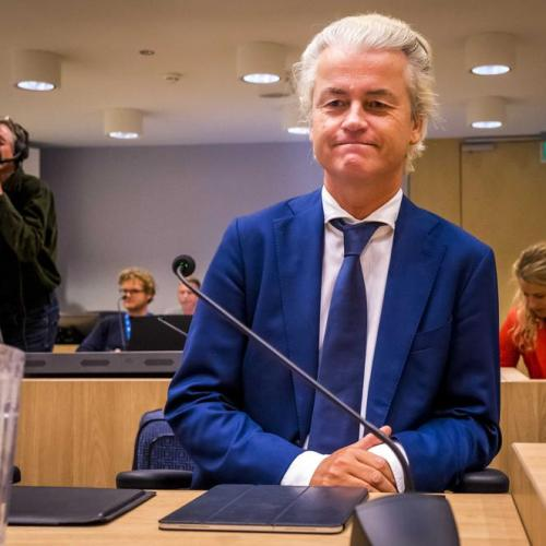 Erdogan files criminal complaint against Dutch politician Wilders