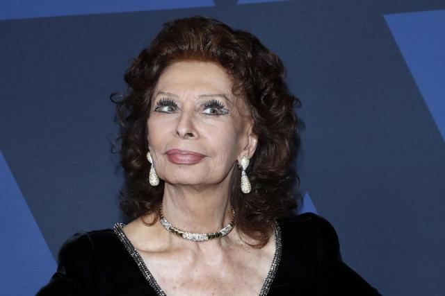 Sophia Loren – 'Long break from acting just happened'