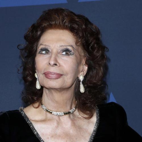 Sophia Loren – 'Long break from acting just happened'